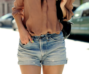 fashion, shorts, and style image