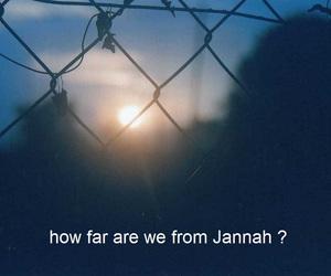 far, islam, and jannah image