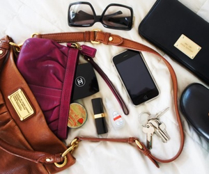 bag, gucci, and chanel image