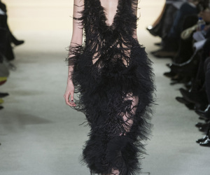 trends, black, and Couture image