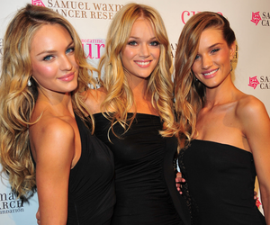 Victoria's Secret, model, and girl image
