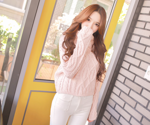 korean fashion, pants, and sweater image