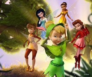 disney and fairy image