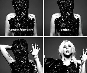 ahs, Lady gaga, and hotel image