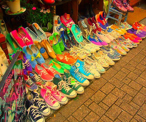 shoes, converse, and japan image