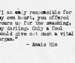36 images about Anaïs Nin. on We Heart It | See more about ...