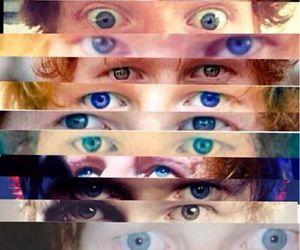 eyes, ed sheeran, and sheerio image