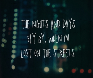 all time low, lost, and Lyrics image