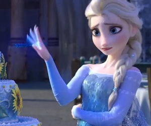 disney, elsa, and fever image