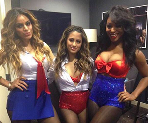 ally brooke, dinah jane, and fifth harmony image