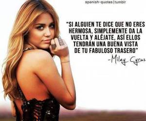 frase and miley cyrus image