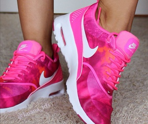 fashion, girls, and nike image