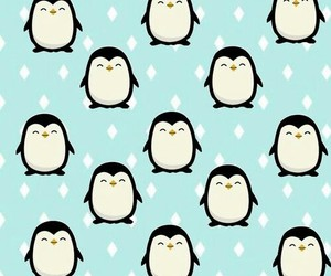penguin, wallpaper, and background image