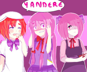 anime, anime girl, and elfen lied image