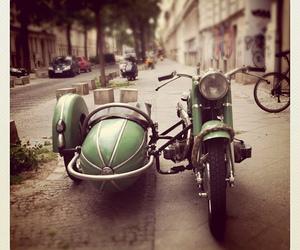 auto, bike, and wheel image