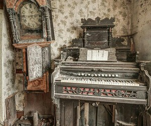 ghostly, magic, and music image