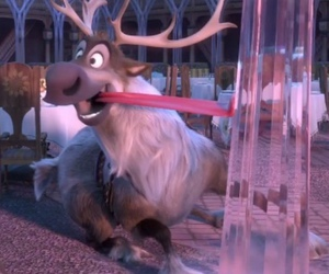 frozen and sven image
