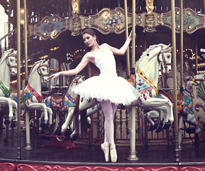 ballet, photography, and ballerina image