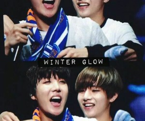 vhope, army, and v image