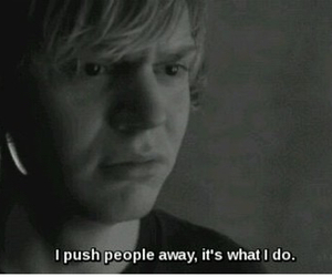 boy, tate, and american horror story image