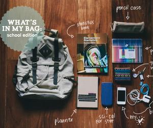 bag and school image