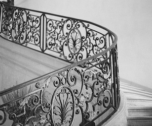 luxury, pretty, and staircase image