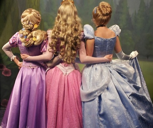 princess, disney, and rapunzel image