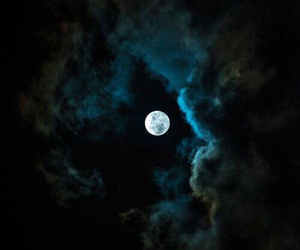 alternative, beautiful, and full moon image