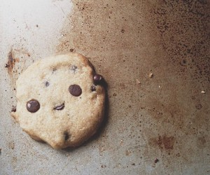 cookie, food, and chocolate image