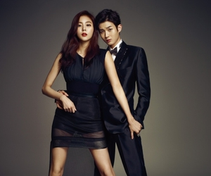 after school, uee, and hogu's love image