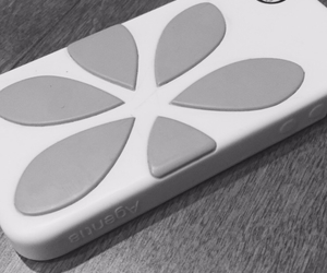 case, flower, and iphone image