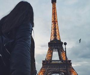 paris, travel, and couple image