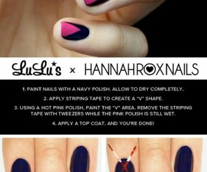 nails, holiday, and nail art image