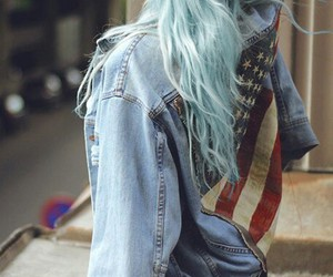 beautiful, outfit, and blue image