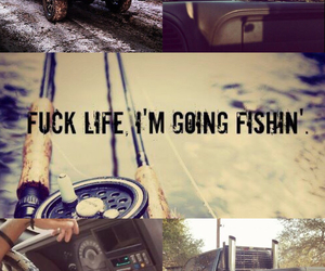 country, fishing, and mylife image