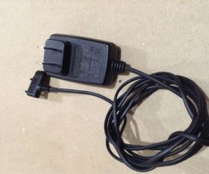 sony ericsson, phone charger, and w580i image