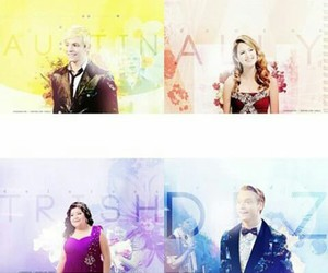 Austin, ally, and dez image