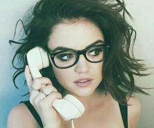 amazing, phone, and glasses image