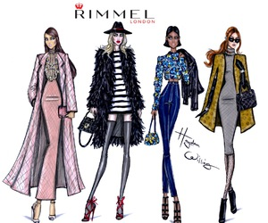 hayden williams, art, and rimmel image