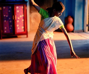 girl, culture, and dance image