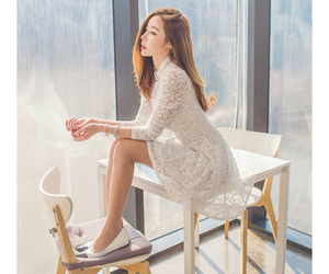 gorgeous, chic dress, and south korea image