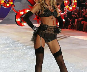 Erin Heatherton, fashion, and Victoria's Secret image