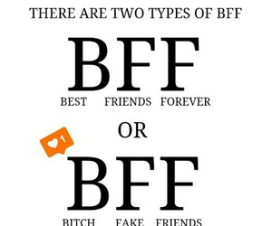 bff, friends, and quotes image