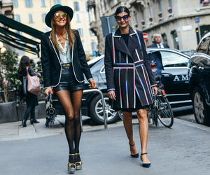 street style, anna dello russo, and tommy ton image
