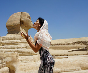 egypt, exotic, and travel image