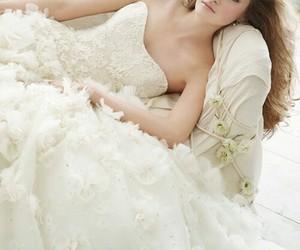 beautiful, fashion, and marriage image