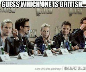 Avengers, tom hiddleston, and funny image
