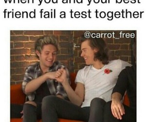 best friends, styles, and test image