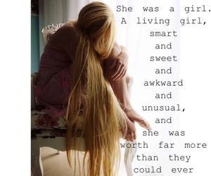 awkward, cress, and girl image