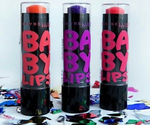 lips, summer makeup, and baby lips image
